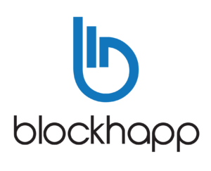 Logo of Blockhapp